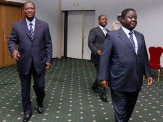 Ouattara - Bédié